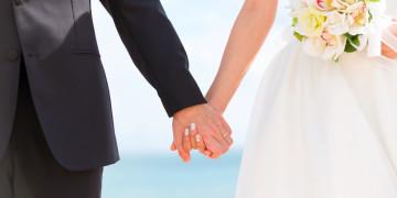 結婚された時